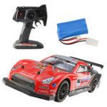 Оригинал SanZuan825225км/ ч 1/14 2.4G 4WD Drift Rc Авто Поддержка многопользовательских гоночных игрушек