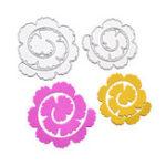 Оригинал 2 в 1 Цветочная Роза Скрапбукинг DIY Бумага для фотоальбома Бумага Art Craft Maker Металлические штампы
