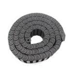 Оригинал 10 * 30mm L1000mm Drag Chain Открытие Пластиковые Буксирный трос с концевыми разъемами для 3D-принтера Часть с ЧПУ