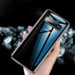 Оригинал CafeleПрозрачноезащитноепокрытиеЧехолДля Samsung Galaxy S10e 5.8 дюймов Soft ТПУ Задняя крышка