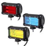 Оригинал 5 дюймов 48 Вт 24 LED Рабочий световой прожектор Лампа для внедорожника Авто Лодка Вождение для бездорожья ATV