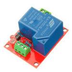 Оригинал 5 шт. BESTEP 12 В 30A 250 В 1-канальный Реле Высокого Уровня Модуль Реле Привода Нормально Открытый Тип Для Auduino