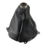 Оригинал Ручка рычага ручного переключения передач обложка искусственная кожа черная сшитая для Honda гражданского Si 2006-2012