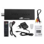 Оригинал Мини DVB-T2 HD Freeview TV Приемник Set Top Коробка Наземное цифровое телевидение Приемник DVB HDMI