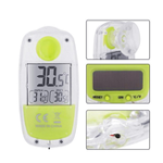 Оригинал TS-809G -24 ∽ ∽ + 59 ℃ Digital Термометр LCD Дисплей Солнечная Термометр Прибор для измерения температуры
