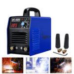 Оригинал 220V ZX7-200 LCD Ручной электрический сварочный аппарат IGBT MMA ARC Сварочный аппарат