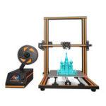 Оригинал Anet®E163D-принтерDIYНабор300 * 300 * 400 мм Размер печати Поддержка Offline / Online печать с 250 г Нити 1,75 мм 0,4 мм Сопло