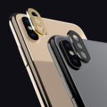 Оригинал 2пакетаTOTUЗаднийалюминиевыйсплав камера Объектив Защитная пленка для iPhone XR / XS/XS Макс