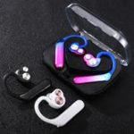 Оригинал [True Wireless] Bluetooth 5,0 TWS Наушники Binaural Stereo IPX7 Водонепроницаемы Шумоподавление Handsfree Dual Dynamic Наушник с микрофоном