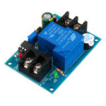 Оригинал Универсальный 12V Батарея Контроллер защиты от разряда с задержкой Защита от перегрузки Защита от пониженного напряжения