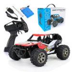 Оригинал KYAMRC1812A1/182.4GRWD20 км / ч Rc Авто Пустынный внедорожник RTR Toys