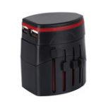 Оригинал Global Universal Conversion Plug Адаптер Многофункциональное преобразование Разъем Зарядное устройство USB