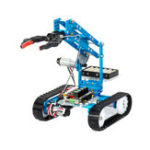 Оригинал Беспроводной робот MakeBlock Ultimate 2.0 10-в-1 Набор с микроконтроллером MegaPi для программирования Arduino