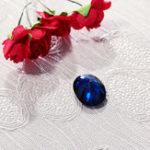 Оригинал Изысканный 14.23CT Royal Blue Sapphire 13×18 мм овальной огранки AAAAA свободные украшения из драгоценных камней