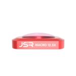 Оригинал JSR Micro CR 12.5X Microspur Filter камера Объектив для DJI OSMO Карман 3 оси Gimbal камера Профессиональная фотография