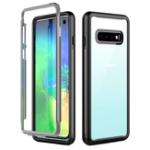 Оригинал BakeeyАнтиKnockProtectiveЧехолДля Samsung Galaxy S10 6.1 дюймов Ударопрочный полный корпус с защитой переднего экрана