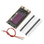 Оригинал TTGO 0,96 дюймов ESP32 V2.0 OLED WiFi модуль + Bluetooth Двойной ESP-32 и OLED 4 MB Для Arduino