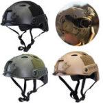 Оригинал Военный Тактический Airsoft CS Game Пейнтбол Base Jump Защитный Быстрый Шлем