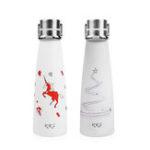 Оригинал XIAOMIKISSKISSFISH[Limited]СмартВакуумныйТермос Бутылка с водой Термос Кубок Портативные Бутылки с Водой Лучший Выбор Подарка