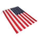 Оригинал 2inchx 3inch FT US USA США Американский флаг Национальный На открытом воздухе Звезды и полосы мотоцикл