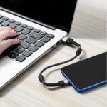 Оригинал JOYROOM Быстрая зарядка Type C Магнитный USB-кабель для передачи данных для Samsung Xiaomi Huawei