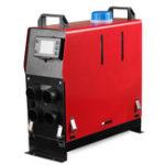 Оригинал Дизель Air Parking Нагреватель 1-8KW Регулируемый 12V Четырехточечный переключатель LCD + Дистанционное Управление Интегрированная машина