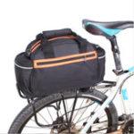 Оригинал BIKIGHT14LВелосипедСумкаВелосипедЗадний багажник Сумка Водонепроницаемы Велосипедный багажник Сумка