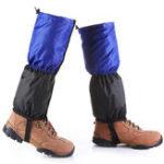 Оригинал Набедренники1параВодонепроницаемытеплыечехлы для прогулочного ботинка Кемпинг Треккинг Треккинг Восхождение на снегоступах