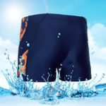 Оригинал Stitching Hot Spring Breathable Shorts
