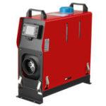 Оригинал 1KW-8KW Регулируемый 12V Air Diesel Нагреватель LCD Экран + пульт дистанционного управления All In One Парковка Нагреватель