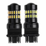 Оригинал T25 3157 48LED Авто Фары дневного света Тормозная лампа указателя поворота Лампа