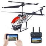 Оригинал KY808 KY808W 2.4G 4CH 6 Aixs Hover Высота удержания Wifi APP Control RC Вертолет с HD камера