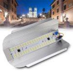 Оригинал 3шт 50Вт высокой мощности 70 LED прожектор Водонепроницаемы лиод-вольфрам Лампа На открытом воздухе Сад AC220-240V