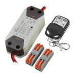 Оригинал SS-8839-02RF Беспроводной переключатель Wifi Универсальный модуль автоматизации Smart Home Timer DIY Контроллер Wifi Дистанционный + 433 Smart Switch поддерживает