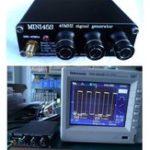 Оригинал Генератор сигналов MINI45S 20k-45Mhz DC 8-12V Генератор сигналов Частота Потенциометр Регулировка