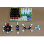 Оригинал 136PcsХимияМолекулярнаяструктураМодельНабор Общая и органическая химия Молекулы атомных связей Медицинская Набор
