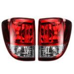 Оригинал Авто Левый / правый задний стоп-сигнал Лампа без лампочки для Mazda UP BT-50 UTE 2015+