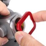 Оригинал Sunnylife камера Объектив Ремонт удаления фильтра Инструмент Алюминиевый сплав для DJI MAVIC 2 Pro Дрон