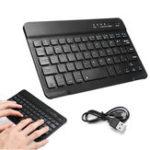 Оригинал 59 ключей беспроводной Bluetooth Клавиатура для iOS Android устройства Windows iPhone iPad Macbook Samsung