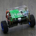 Оригинал  DIY Smart RC Robot Авто Самобалансирующееся Авто APP Control, совместимое с Arduino