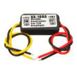 Оригинал  12V Водонепроницаемы Flash Стробоскопический контроллер Flasher Модуль для Авто LED Тормозные стоп-сигналы Лампа