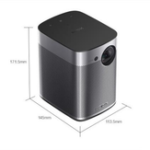 Оригинал XGIMIPlayXDLPПроекторПортативный 2G + 8G Wifi Домашний Смарт Мини Безэкранный ТВ Проектор