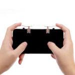 Оригинал Joystic Геймпад Trigger Fire Button Assist Инструмент Игровой контроллер для PUBG Мобильная игра для Смартфон