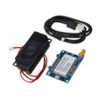 Оригинал DMR8282WHighPowerWirelessDigital Walkie Talkie Интерфон Модуль 400-470 МГц