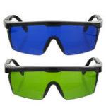 Оригинал Pro Лазер ProЗащитные очки ProЗащитные средства безопасности Очки IPL OD + 4D 190нм-2000нм Лазер Очки защитные