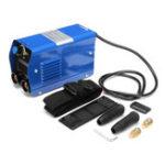 Оригинал ZX7-200 220В 200А Портативный электросварочный аппарат IGBT Инвертор MMA W / Изолированный электрод