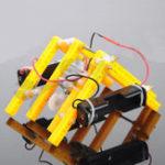 Оригинал DIY RC Walking Robot STEAM Обучающие Набор Подарок для детей