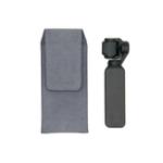 Оригинал Хранение Сумка Mini Carry Чехол из искусственной кожи из микрофибры Сумка Travel Сумка Для DJI Osmo карманных портативных устройств Gimbal Аксессуары