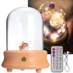Оригинал Деревянный Стол Лампа Музыка Коробка Беспроводной Bluetooth Light Decor с Музыкальным Плеером Подарок для Детей