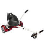 Оригинал Белый Kart Seat Держатель Стенд Кронштейн Для 6.5 дюймов 8 дюймов 10 дюймов Go-Kart Баланс Скутер